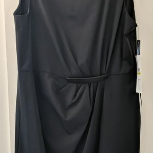 Dkny Dresses - NWT DKNY Black Dress Size 14